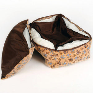 SweetSpot Bolster Dog Bed