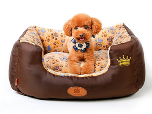 PLS BIRDSONG SweetSpot Bolster Dog Bed