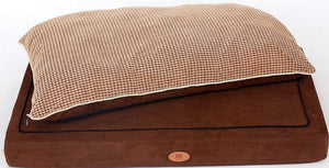 PLS Pet Paradise Orthopedic Pet Bed, Orthopedic Dog Bed, Foam Dog Bed, Dog Beds for Large Dogs
