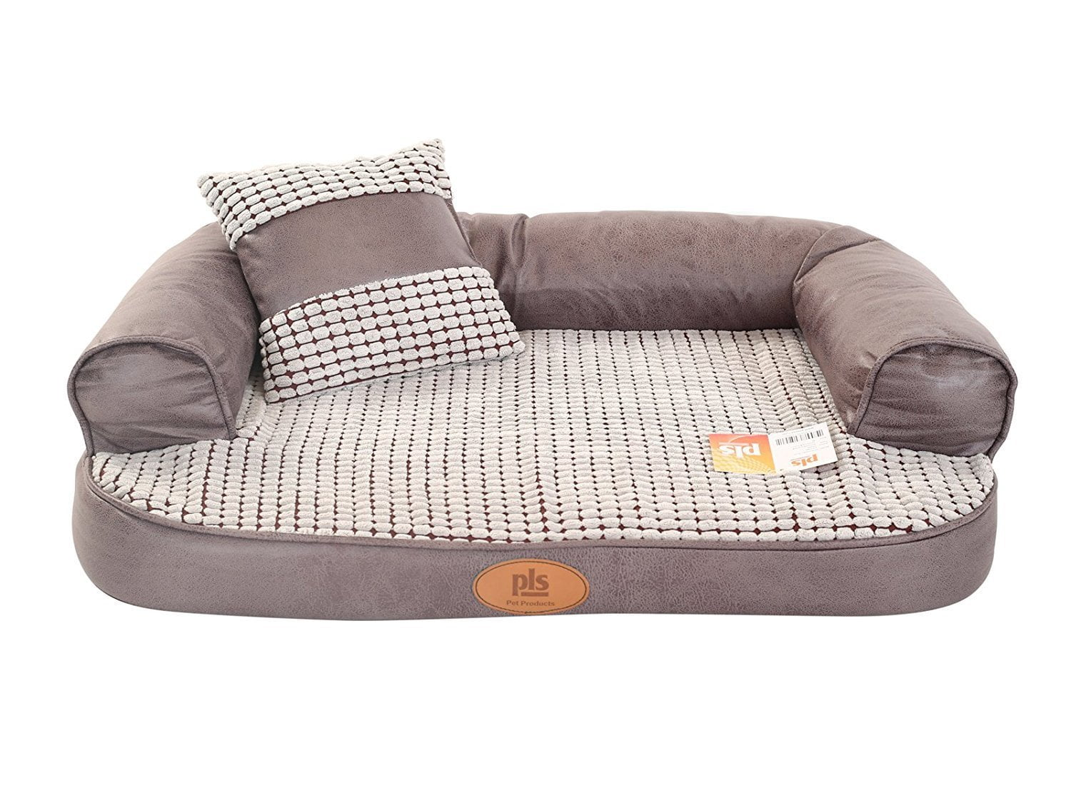... [NEW] Lounger Sofa, Firm Orthopedic Dog Bed, Foam Dog Bed, Dog ...