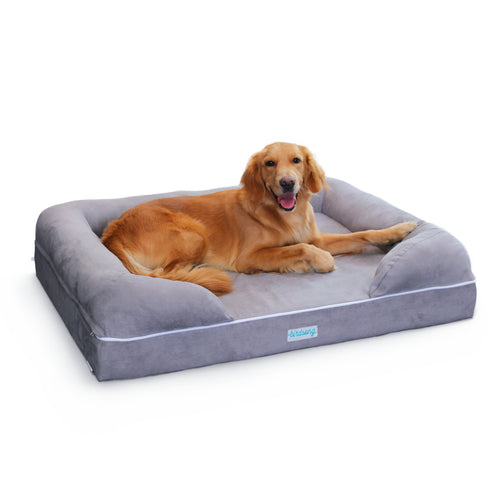 Birdsong Rüya Triple-Layer Orthopedic Foam Dog Bed