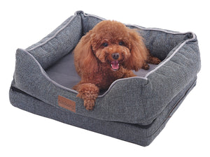 Fusion Orthopedic Dog Bed