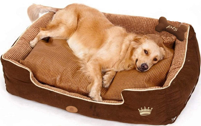 Paradise Bolster Dog Bed