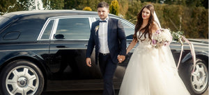 Benefits of Hiring a Private Chauffeur for Your Wedding Day!