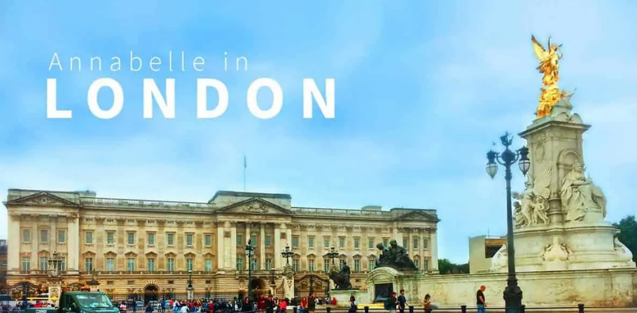 Explore London with Annabelle