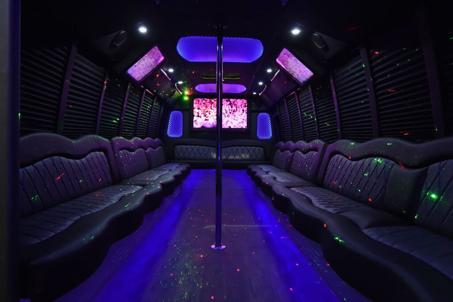 ENJOY NIGHTLIFE WITH PARTY BUSES IN LAS VEGAS
