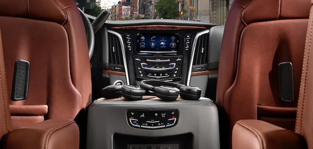 ESCALADE ESV CADILLAC - LUXURY CHAUFFEUR SERVICE IN LOS ANGELES