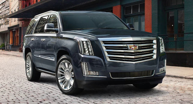 Escalade ESV Luxury Chauffeur Service in Los Angeles