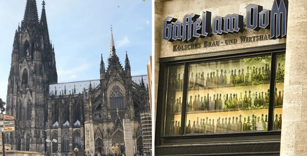 Cologne – the cheerful soul along the Rhine