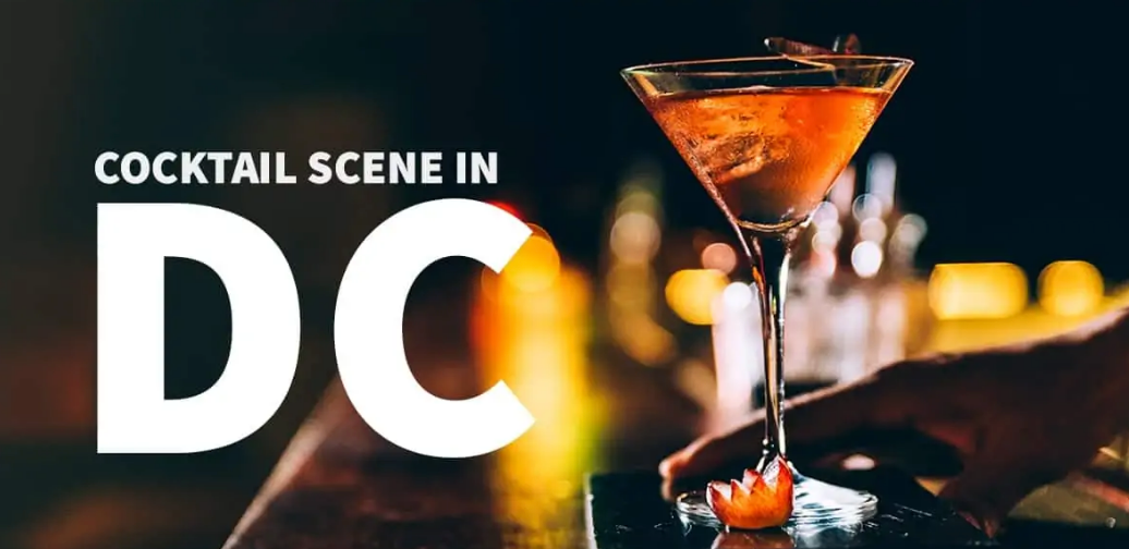 D.C.'s (after-work) cocktail scene