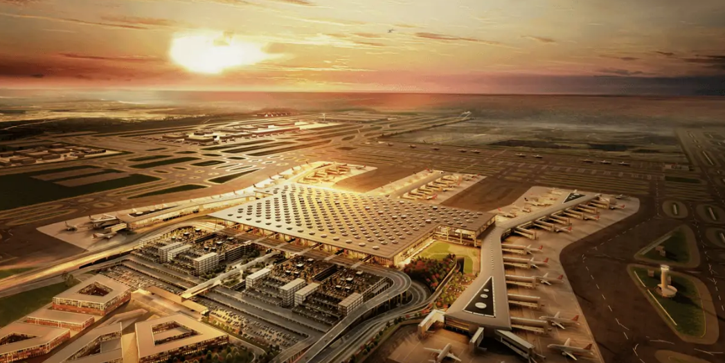 The rundown on Istanbul's new airport