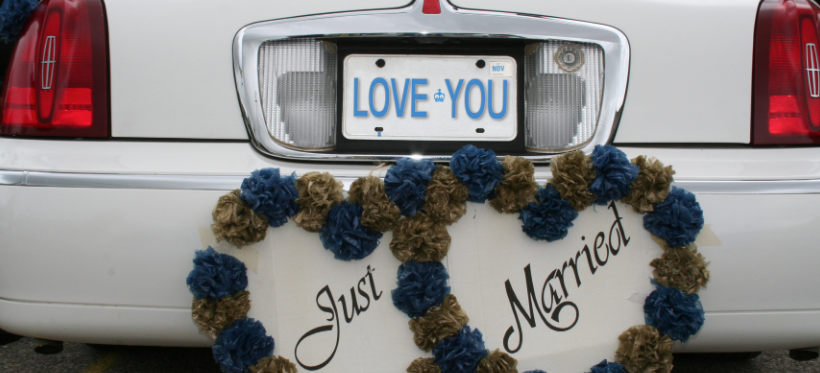 Limo Service for Your Las Vegas Wedding