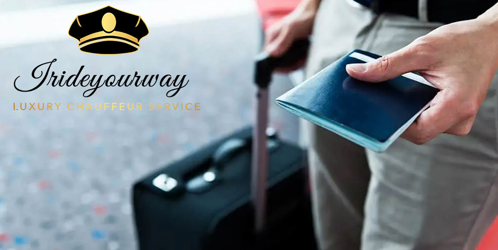 Do you factor in enough time at airports? - Irideyourway Luxury Chauffeur Service