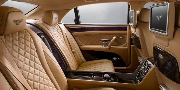 Bentley Flying Spur - Irideyourway Luxury Chauffeur Service in Los Angeles