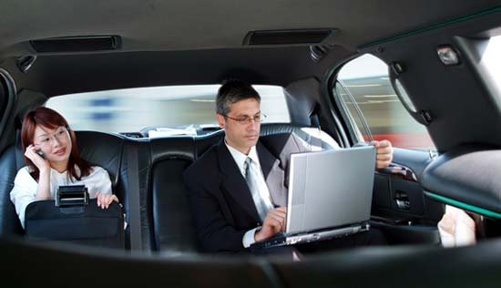 Corporate Luxury Chauffeur Service in Los Angeles