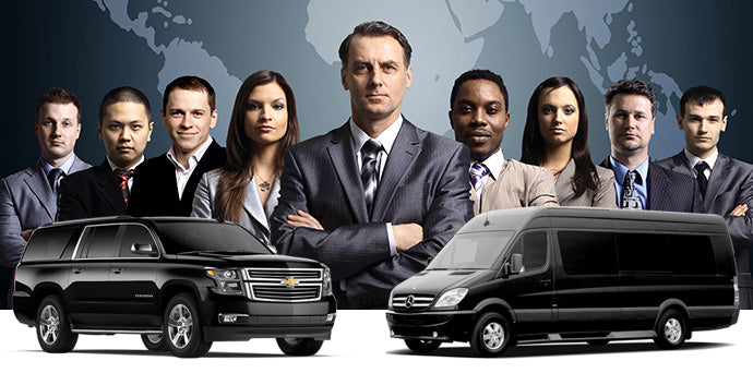 Luxury Corporate Chauffeur Service in Los Angeles