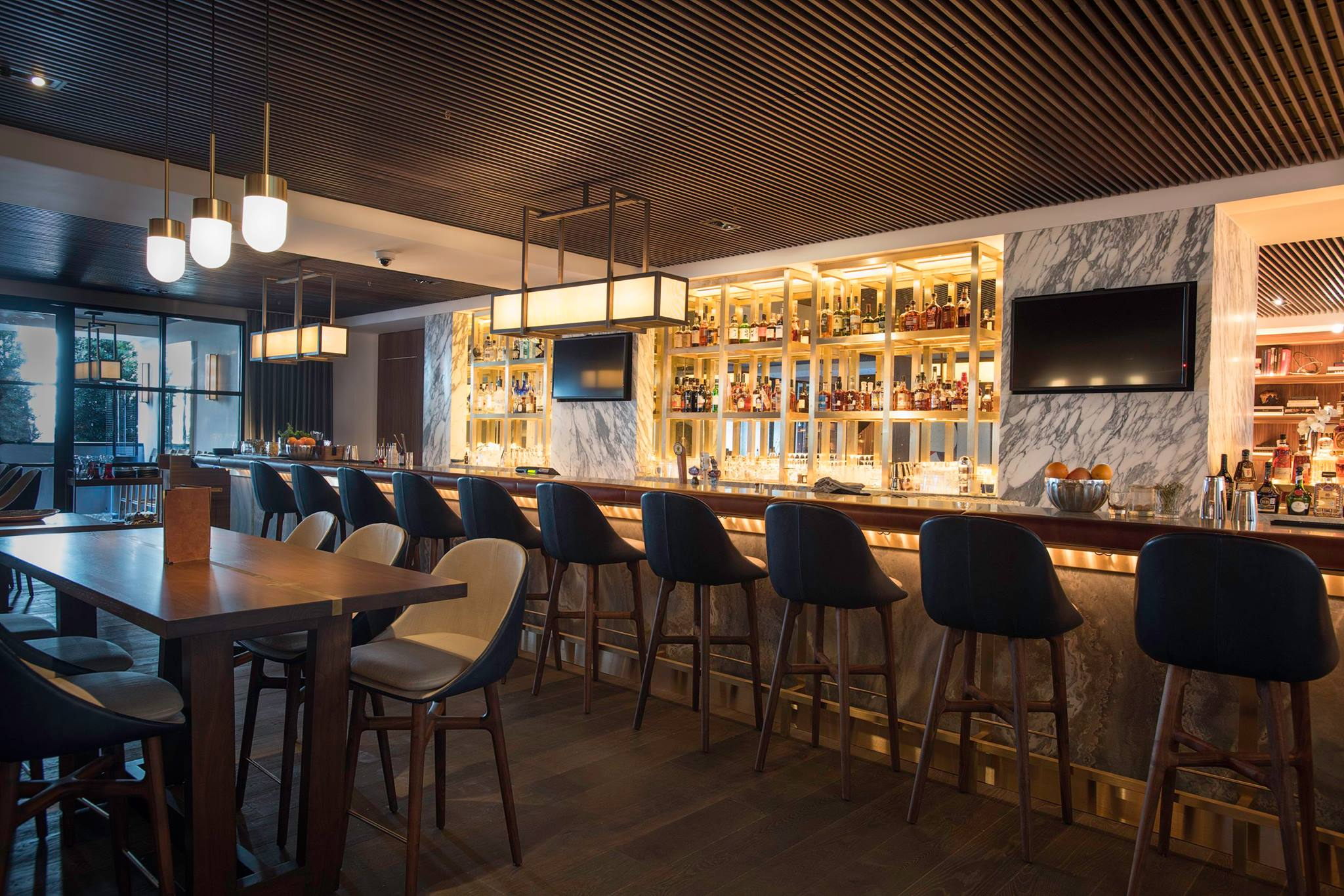 Night At The Bar - Irideyourway Luxury Chauffeur Service in Los Angeles