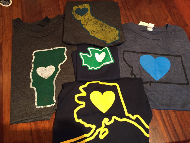 Why does Heart in Oregon sell other states merch?
