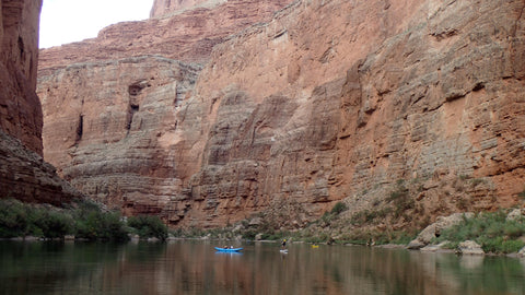 Grand Canyon Colorado River Rafting Trip 2018 Oar Row Float Adventure