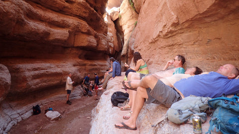 Grand Canyon National Park Colorado River Rafting Row Float Oar Adventure Outfitter Trip Voyage Downriver