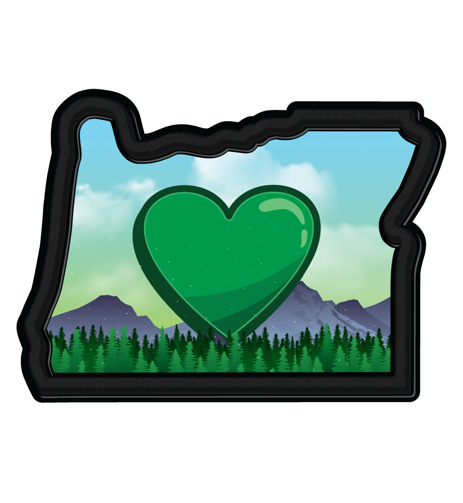 Heart in Oregon Fall/Summer 2018 - Heart In Oregon