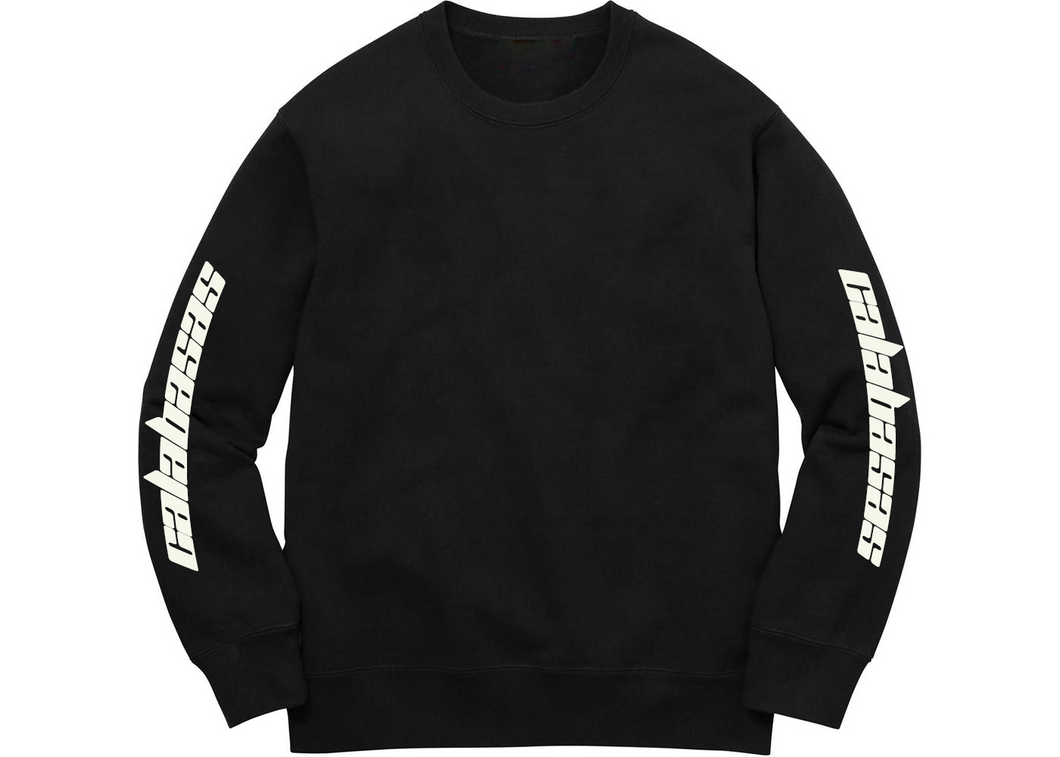 1cdadbd98cd2 Yeezy Calabasas Crewneck Sweatshirt on Sale in Stock – OHSHRT!