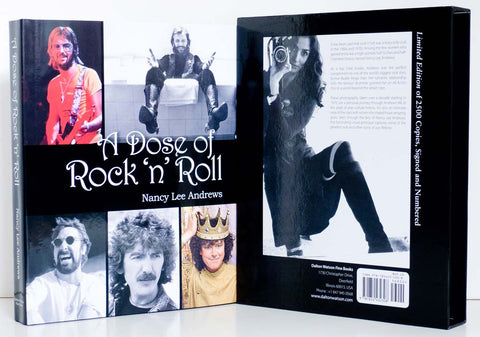 Dose of Rock 'n' Roll - Signed & Numbered Edition