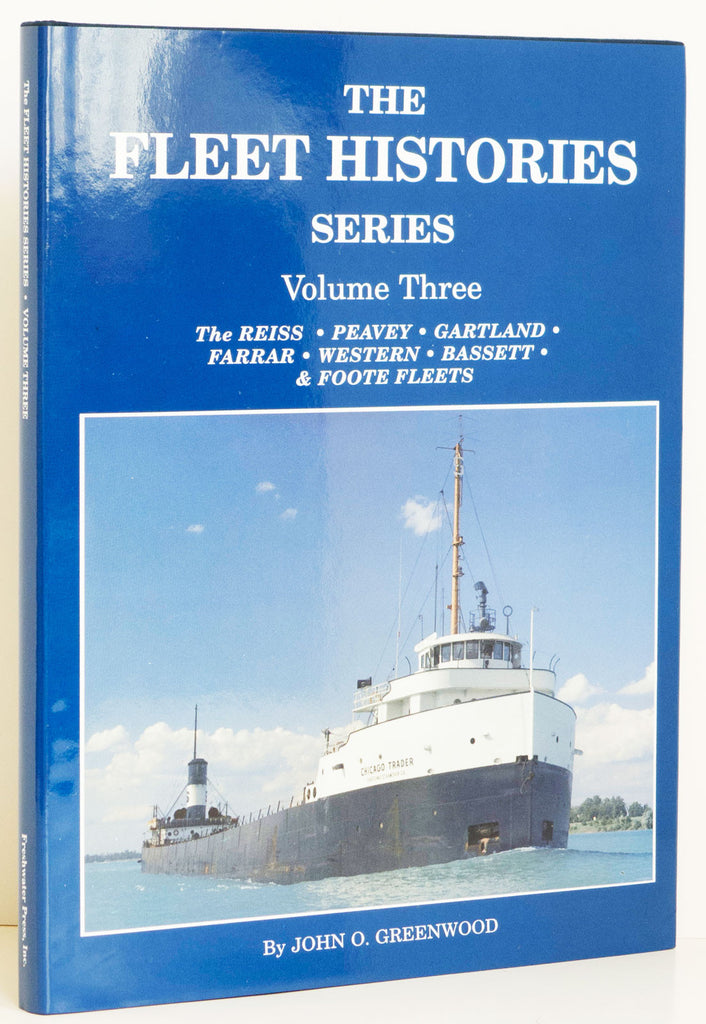 Fleet Histories Series Volume Three
