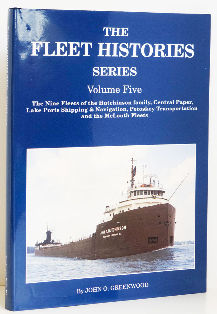 Fleet Histories Series Volume Five