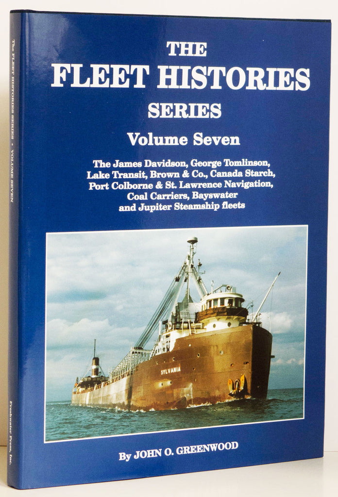 Fleet Histories Series Volume Seven