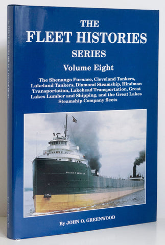 Fleet Histories Series Volume Eight
