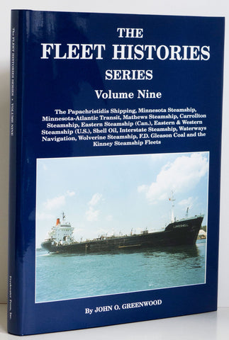 Fleet Histories Series  Volume Nine