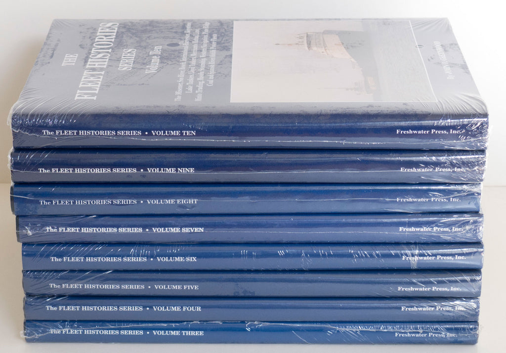 Fleet Histories 8 Volumes