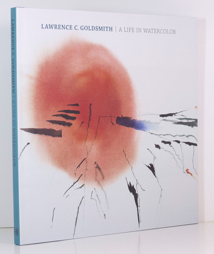 Lawrence C. Goldsmith <BR>   A Life in Watercolor