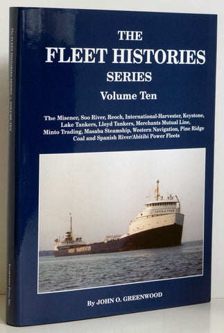 Fleet Histories Series  Volume 10