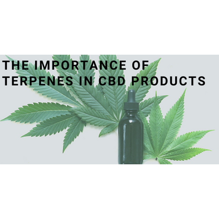 The Importance Of Terpenes In CBD