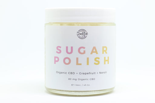 Grapefruit Sugar Polish - By Dank Gals