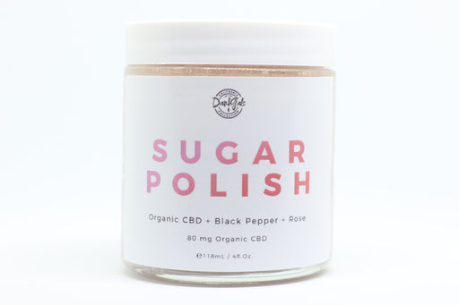Spiced Rose Sugar Polish - By Dank Gal's