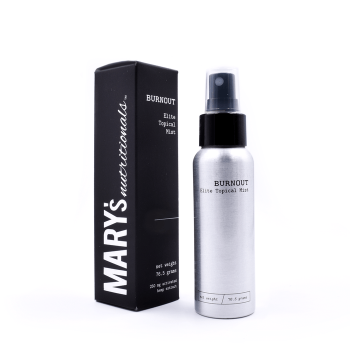 Mary's Nutritional Burn-Out Topical Mist