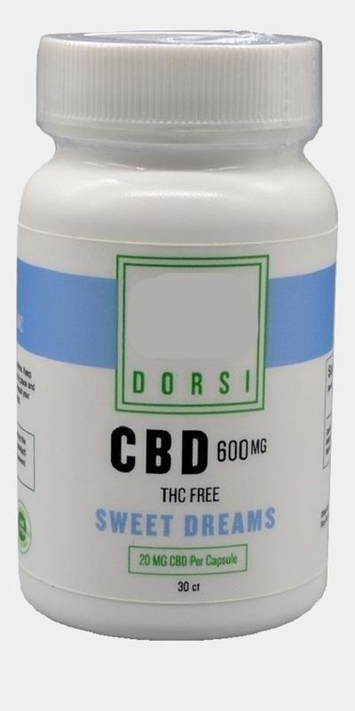 DORSI HEALTH SLEEP SUPPORT CAPSULES