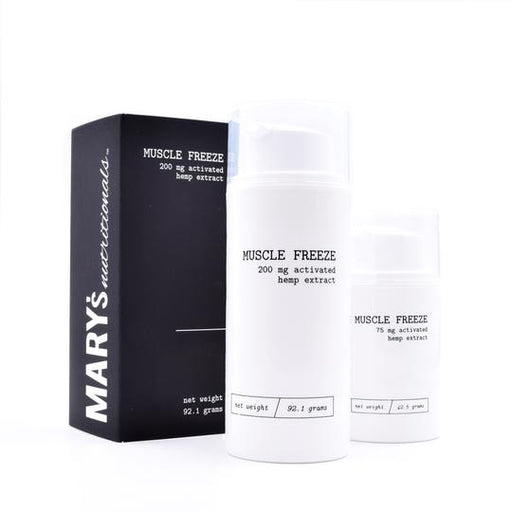 Mary's CBD Muscle Freeze | Buy CBD Online | CBD PHILLY