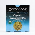 Organic CBD Tea – 15mg Broad Spectrum Hemp