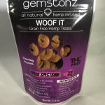 WOOF IT gemstonz Dog Treats