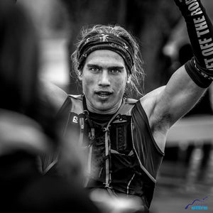 eliott cardin ultra trail runner portrait