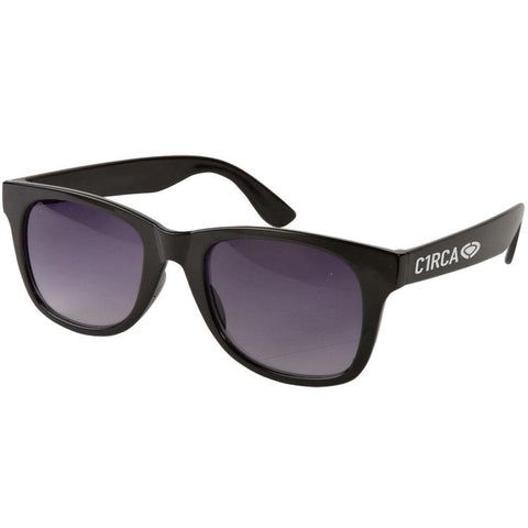 DIN ICON Sunglasses - Black - C1RCA