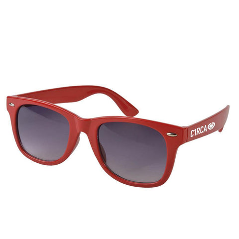 DIN ICON Sunglasses - Red - C1RCA FOOTWEAR | Official Website