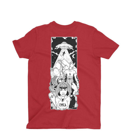 EGYPTIANS T-Shirt - Red