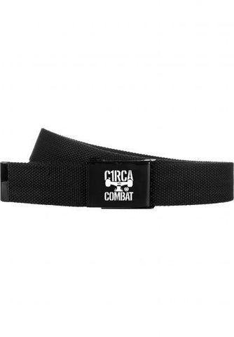 Belt COMBAT - Black - C1RCA FOOTWEAR | Official Website