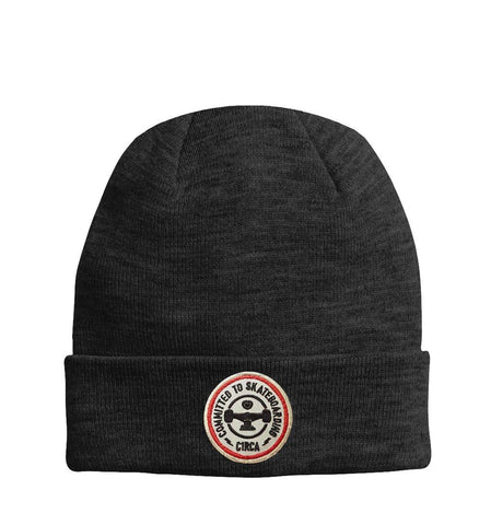 C1RCLE Patch Beanie - C1RCA FOOTWEAR | Official Website