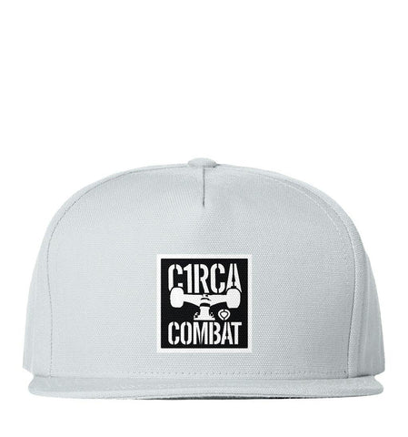 Cap COMBAT - White - C1RCA FOOTWEAR | Official Website